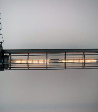 USSR industrial tube lamp