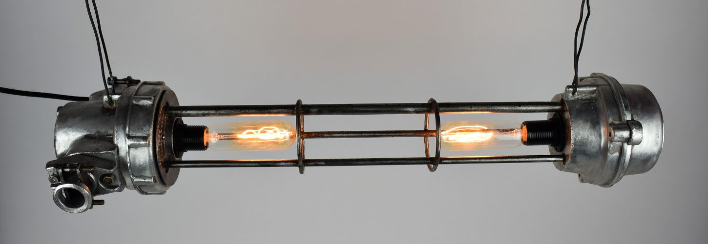 CCCP Industrial tube lamp