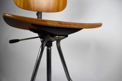 Ahrend industrial stool