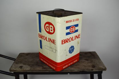 Broline oil can
