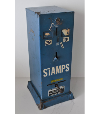 US stamp vending machine