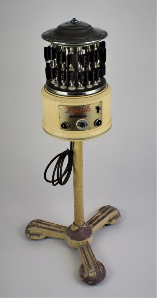 Zenith standard thermic barbershop device