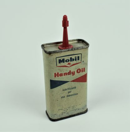 Mobiloil oiler