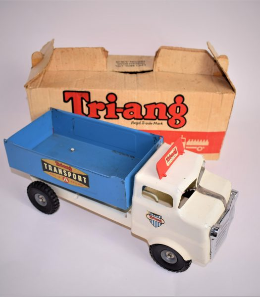 Vintage Tri-Ang dump truck