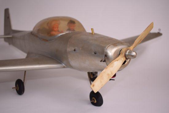 Vintage model airplane