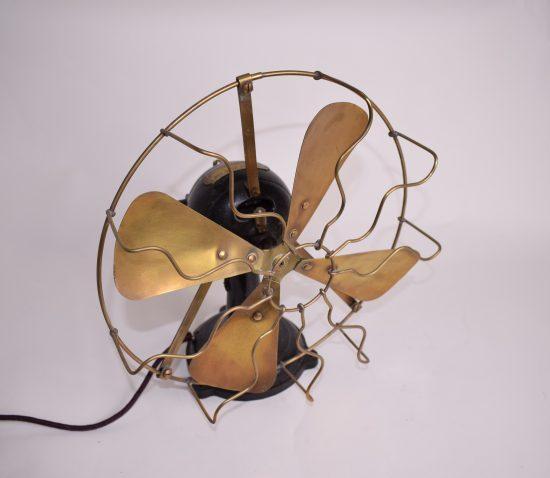Vintage industrial fan