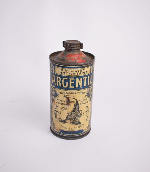 Vintage Argentil polish