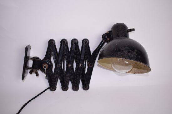 Original Kaiser-Idell scissor lamp