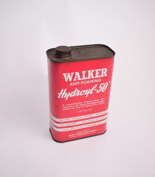 Vintage walker anti-foaming