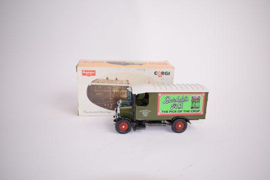 Vintage Corgi truck