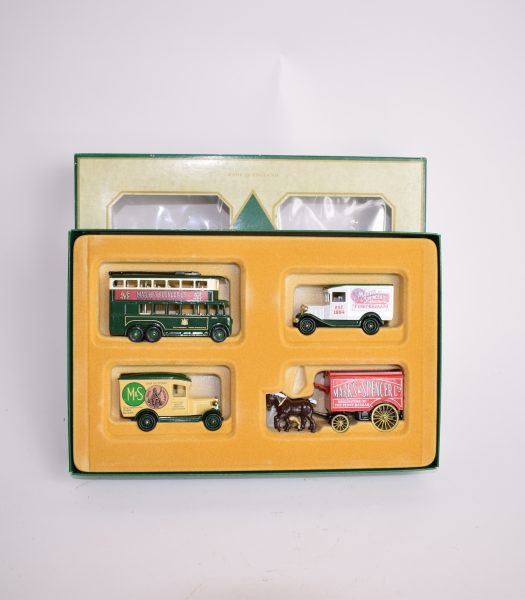 Vintage LLedo toys