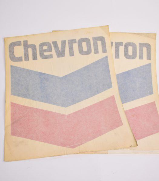 Vintage Chevron Stickers