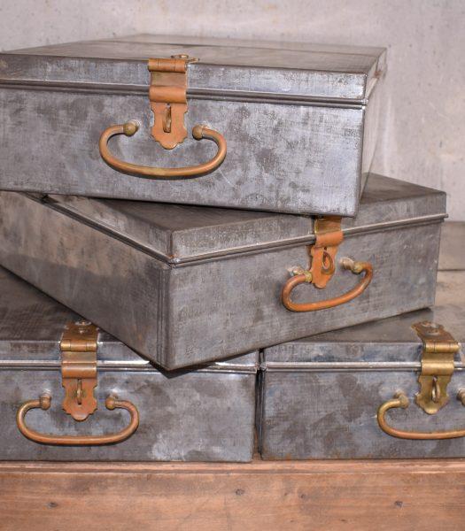 Vintage Lips safety deposit boxes