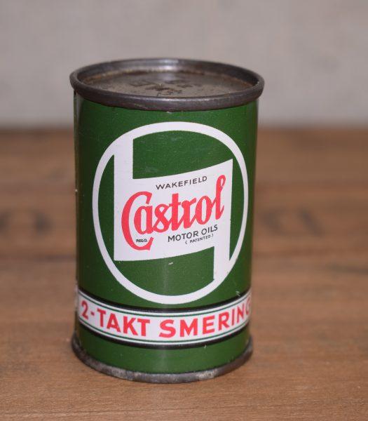 Vintage Castrol 2-Takt Smeering