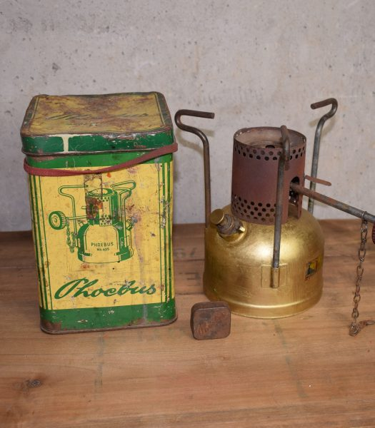 Vintage Phoebus stove