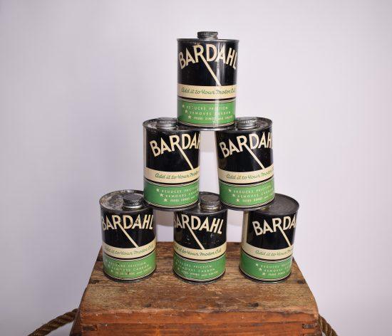 Vintage Bardahl oilcan