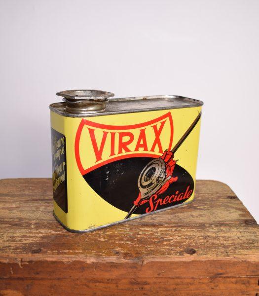 Vintage Virax gear oil