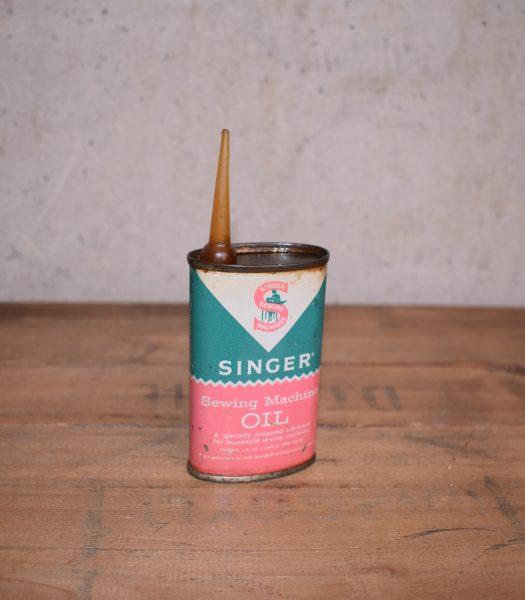 Vintage Singer sewing machine oiler