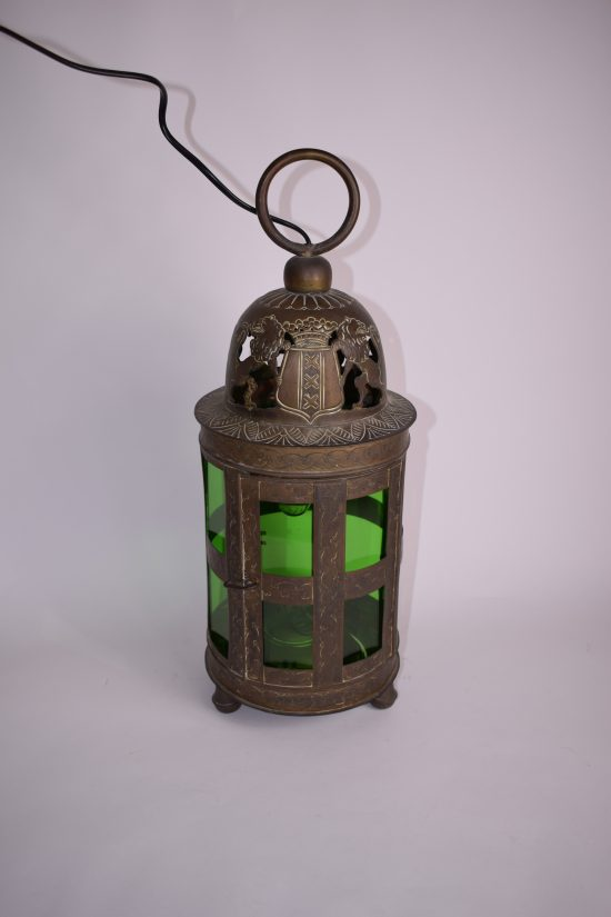 Vintage Amsterdam lantern