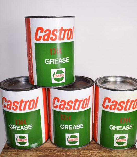 Vintage Castrol Grease DK