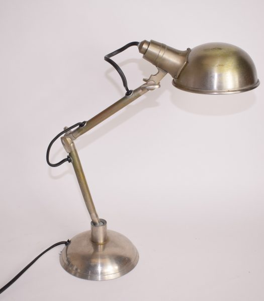 Vintage adjustable desk lamp